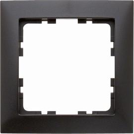10129949 berker rahmen 2 fach s1 anthrazit matt abdeckrahmen. Black Bedroom Furniture Sets. Home Design Ideas
