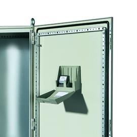 schaltplantasche halter schaltschrank. Black Bedroom Furniture Sets. Home Design Ideas
