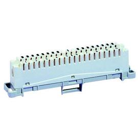 6089 1 002-02 Krone LSA-Plus Anschlussl. 2/10, ohne Farbcode, bedruckt 1-0 Produktbild