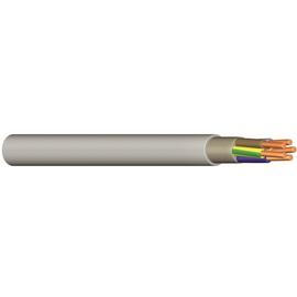 YM-O 2X2,5 grau PVC-Mantelleitung Produktbild