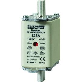 NH00GG50V160 MERSEN NH-SICHERUNG GR 00 160A 500 Volt Produktbild