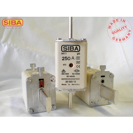 2000313.63 SIBA NH-SICHERUNG GR 1 63A GL Produktbild