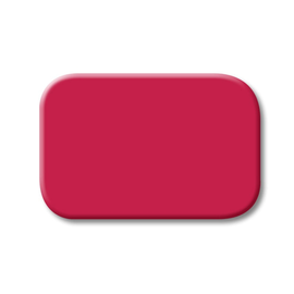 2525-12 BUSCH-JAEGER SYMBOL ROT TRANSPARENT DURO 2000 WEISS Produktbild