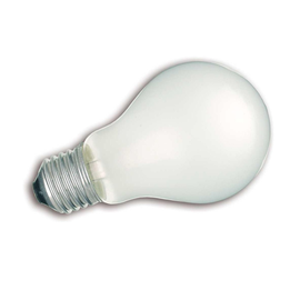 CENTRA-LAMPE  60W 220-235V E27 IM STOSSFEST Produktbild