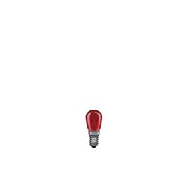 800.11 PAULMANN BIRNENLP. 15W 230V E14 *ROT* Produktbild