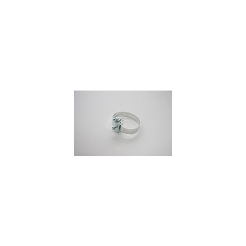9010 ELNE UNIV ERDUNGSSCHELLE BIS 1 1/2 L=25cm V2A-Spannband Produktbild Front View L