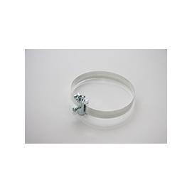 9020 ELNE UNIV ERDUNGSSCHELLE BIS 4 L=40cm V2A-Spannband Produktbild