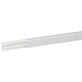 30021 LEGRAND DLP-KABELKANAL 40X16 REINWEISS ZWEIZÜGIG (L:2,1m) Produktbild