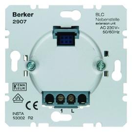 2907 BERKER BLC TAST-DIMMER NEBENSTELLE Produktbild