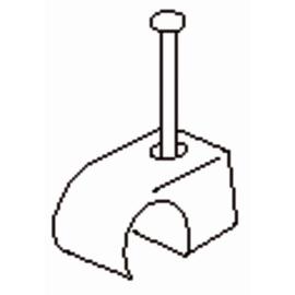 K2723/25BR KLEINHUIS NAGELSCHELLE 7-11 HELLBRAUN (100 Stk.) Produktbild