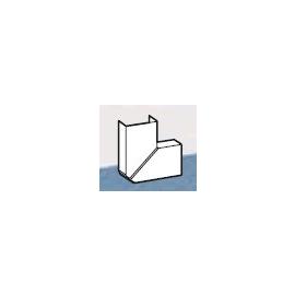 30193 LEGRAND FLACHWINKEL 16X16 REINWEISS ZU DLP Produktbild