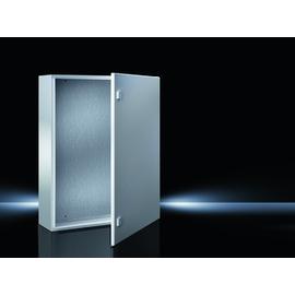 1038500 RITTAL AE 1038 SCHALTSCHRANK KOMPAKT 380X600X210 INCL. MONTAGEPLATTE Produktbild