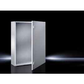 1060500 RITTAL AE 1060 SCHALTSCHRANK KOMPAKT 600X600X210 Produktbild