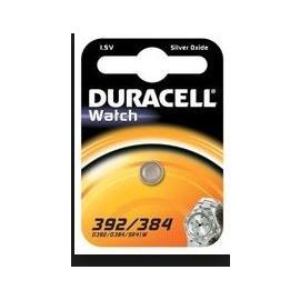 953110 DURACELL 392/B1 KNOPFZELLE (1 STK.BL) 1,5V SPEZIALBATTERIE (384) Produktbild