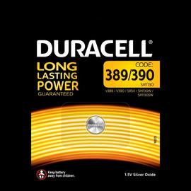 953141 DURACELL 389/B1 KNOPFZELLE (1 STK.BL) 1,5V SPEZIALBATTERIE (390) Produktbild