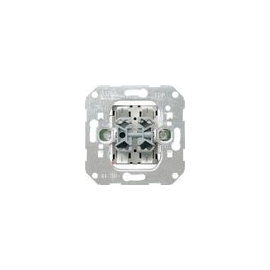 15500 GIRA WIPP WECHSEL/WECHSEL TASTER EINSATZ Doppeltaster Produktbild