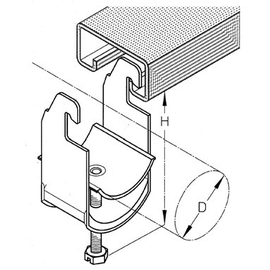 K 40 AC PUK POHL-SCHELLE Produktbild