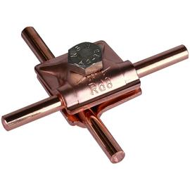 390057 DEHN MV-KLEMME 8-10 CU Produktbild