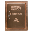 6634 DIETZEL RT+DRCU REVISIONSTÜRE 180X230 CU M. SCHLÜSSEL Produktbild