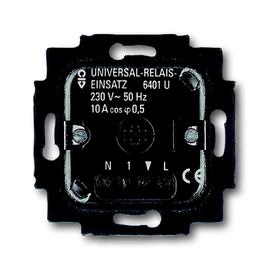 6401 U-102 BUSCH-JAEGER UNIVERSAL-RELAIS EINSATZ REL. GLÜH/HV/NV-KONV./TRONIC/TL Produktbild