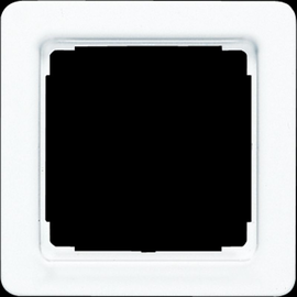 CD590ZWW JUNG ZWISCHENRING 50X50 CD 500 ALPINWEISS Produktbild