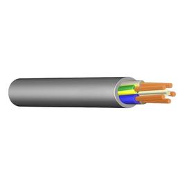 YSLY-JB 5X10 grau PVC-Steuerl fbg. Ad Produktbild