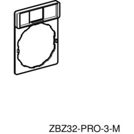 ZBZ32 SCHNEIDER E. SCHILDERTR. (30X40) OHNE SCHILD HARMONYSTYLE 5 F.SCHILD 8X27 Produktbild