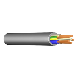 YSLY-JB 5X4 grau PVC-Steuerl fbg. Ad Produktbild