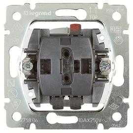 775804 LEGRAND WIPP JALOUSIE-SCHALTER EINSATZ PRO 21 Produktbild
