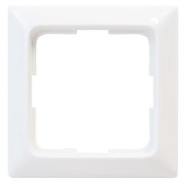776201 LEGRAND RAHMEN 1-FACH CREO ULTRAWEISS Produktbild