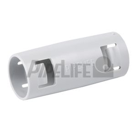 ML 50 PIPELIFE ML 50 FLEXMUFFE ZUGFEST HELLGRAU Produktbild