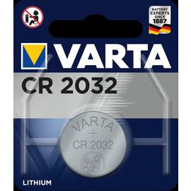 06032101401 VARTA ELECTRONICS CR2032 (1STK.-BL.) Knopfzelle 3V Produktbild