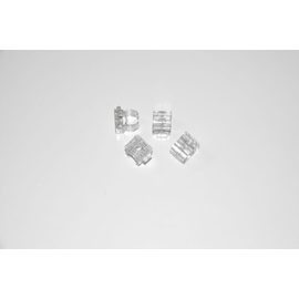 244-005 MK DL-2W-8-25 CROCODILE-CLIPS FÜR LICHTSCHLAUCH (25 STK.-BLISTER) Produktbild