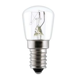 12510 GE LIGHTING BACKOFENL. 300GR. BIR. 25W KLAR  25P1/CL/E14 300GR.OVEN EEI:E Produktbild
