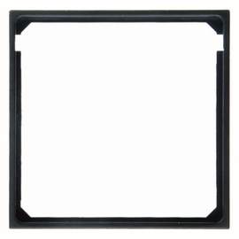 11091606 BERKER ZWISCHENRING F. 50X50 GERÄTE B1/B3 ANTHRAZIT Produktbild