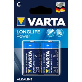 04914121412 VARTA LONGLIFE Power C (2STK.-BL.) Baby Batterie Produktbild