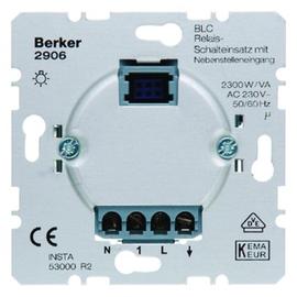 2906 BERKER BLC WÄCHTER-EINSATZ RELAIS GLÜH/HV/NV-KONV./TRONIC/TL Produktbild
