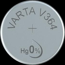 00364101111 VARTA WATCH V364 (1STK.-BL.) Knopfzelle Produktbild