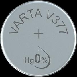 00377101111 VARTA WATCH V377 (1STK.-BL.) Knopfzellenbatterie 1,55V Produktbild