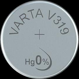 00319101111 VARTA WATCH V319 (1STK.-BL.) Knopfzellenbatterie 1,55V Produktbild