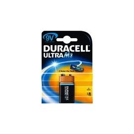 002951 DURACELL MX 1604/K1 E-BLOCK (1 STK.-B.) ULTRA-M3 6LR61 9V K-PACK Produktbild