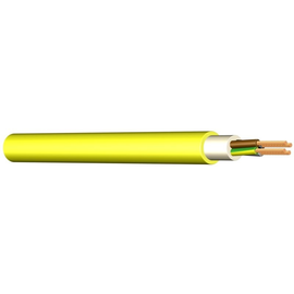 NSSHöu-J 5X4 GELB Messlänge Gummischlauchleitung Produktbild