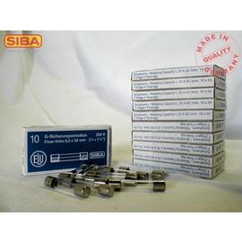 SIBA G-SICHERUNG 6,3X32 Produktbild