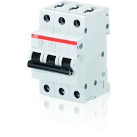 GHS2030001R0164 STOTZ S203-C16 Leitungs- schutzschalter 3 Pol. Produktbild
