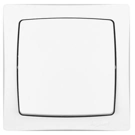 86001 LEGRAND WECHSELSCHALTER AP OTEO REINWEISS Produktbild