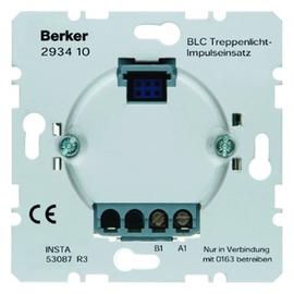 293410 BERKER BLC TREPPENLICHT-IMPULS- EINSATZ M.HELLIGKEITSPOT. Produktbild