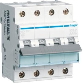 MCN632 HAGER 32/3N/C LEITUNGSSCHUTZSCH. 6KA Produktbild