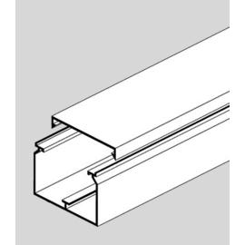 11032 GGK LFG 60X90 KABELKANAL REINWEISS HXB  INKL.KABELHALTEKLAMMERN Produktbild