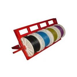 TURBO DRAHT INSTALLER TDI 4 Abroller für 4 HEIRU-Spulen Produktbild