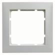 10118989 BERKER RAHMEN 1-FACH S1 POLARWEISS GLÄNZEND Produktbild